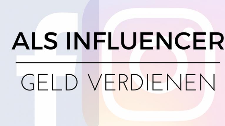 Influencer werden